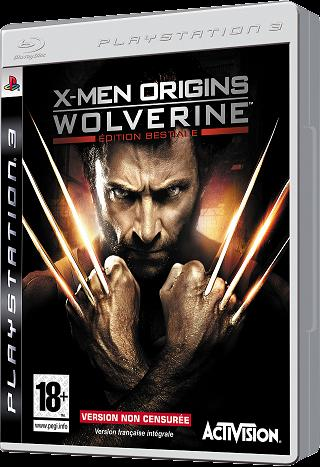 WOLVERINE ps""