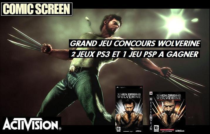 concours wolverine